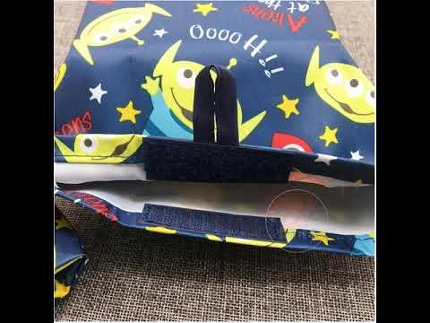 迪士尼三眼怪車用面紙套[588]日本直送 家用面紙套 皮克斯 玩具總動員disney 米奇 防水面紙套【愛寶童衣舖】