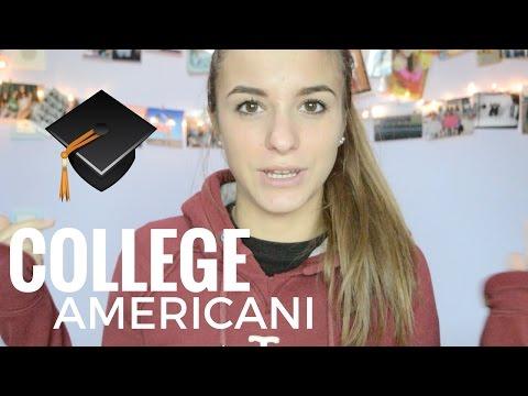 TUTTO sui College Americani: Borse di Studio, ACT o SAT, IELTS o TOEFL || GINEVRA IORIO