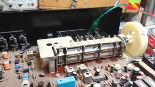 Quick tip: cleaning a noisy FM tuning condenser