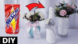3 Ideias Criativas de Decoração com Reciclados