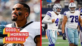 Can Jalen Hurts Challenge Cowboys for NFC East Title?  Good Morning Football