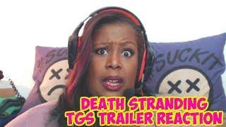 Death Stranding Tokyo Game Show Trailer Reaction