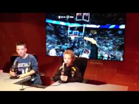 Grady hoops broadcaster