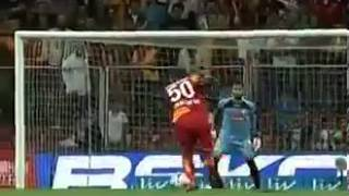 Galatasaray vs Çaykur Rizespor 1-1 Maç Özeti HD İzle 28.09.2013