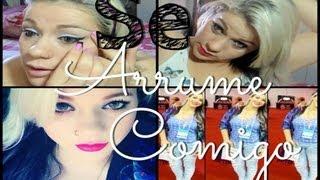 Get Ready With Me #2 ✻Se Arrume Comigo!Para Beauty Fair ♡