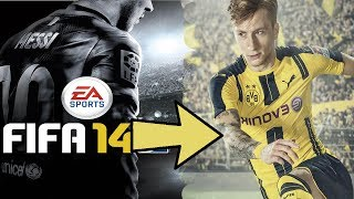 How to update fifa 14 to fifa 17