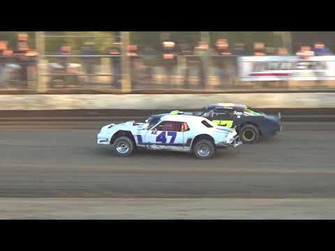 Grays Harbor Raceway, September 3, 2018, Street Stocks Heat Races 1,2 and 3