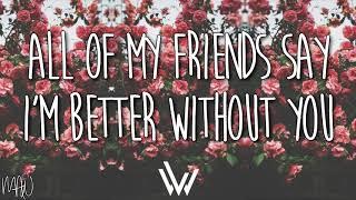 Witt Lowry Ft. Bebe Rexha - Like I Do (With Lyrics)