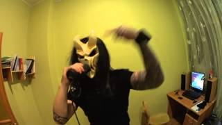 Disfiguring The Goddess Daughter Of Depths by SATANICMOTHERFUCKER (RUSSIAN HATE PROJECT)