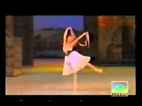 La Fille Mal Gardee - Nina Ananiashvili