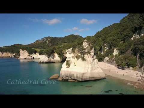 Stunning Footage! Coromandel Peninsula NZ - Waterfront Land For Sale