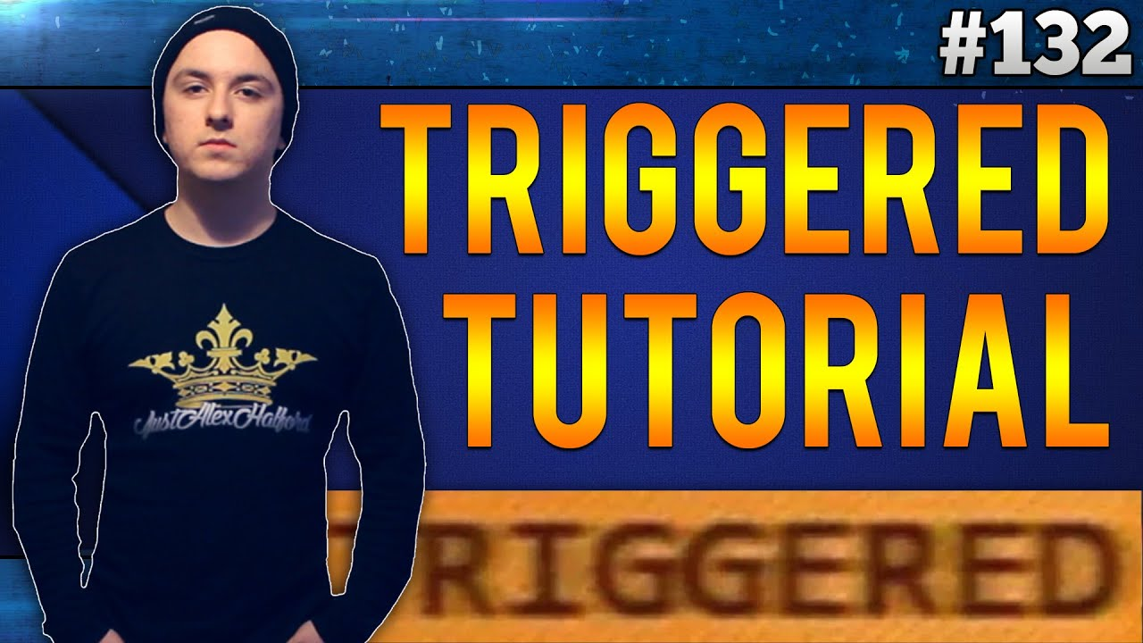 maxresdefault sony vegas pro 13 how to make the triggered effect tutorial,Make A Triggered Meme