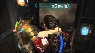 Dead Space 3 Co-op: Arctic Survival Suit