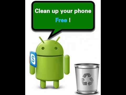 Best Phone Cleaner free for Android.