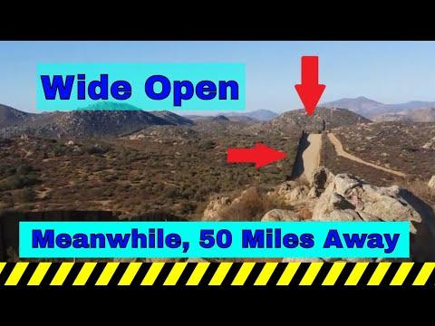U.S./Tijuana Border Shut-Down