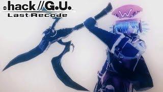 .hack//G.U. Last Recode - Vol.1 Rebirth Final Part: Final Boss and Ending