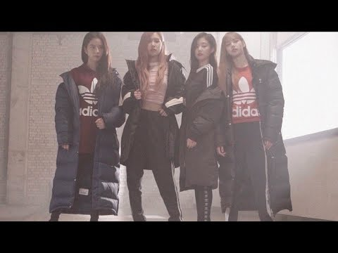 Adidas Originals | WINTER JACKET | BLACKPINK