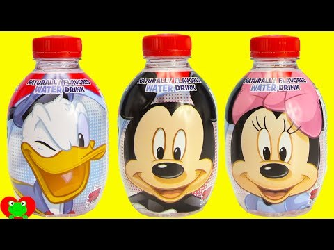 Best Learn Colors Video Mickey Mouse Club House Friends Magic Slime Surprises