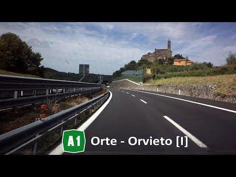 A1 Orte - Orvieto [I]