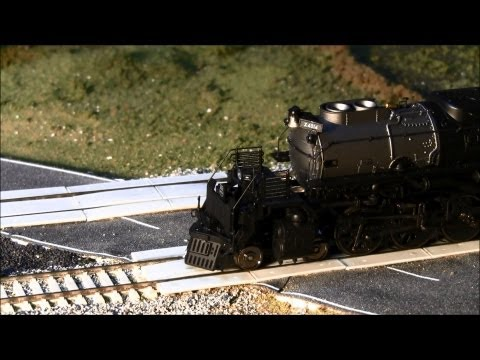 Review of the Athearn HO Scale Big Boy #4014 Steam Locomotive
