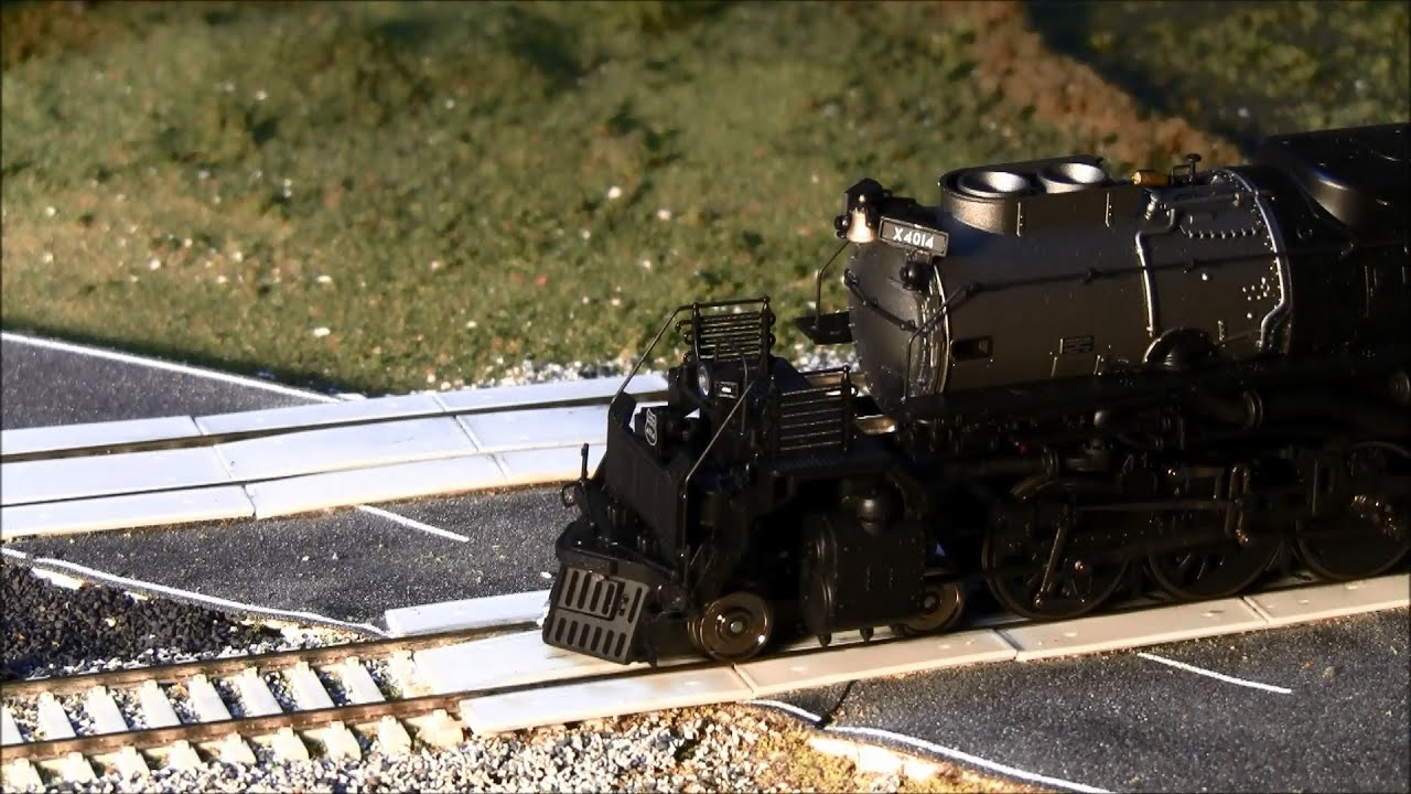 Scale steam locomotives for sale n scale steam locomotives - Review Of The Athearn Ho Scale Big Boy 4014 Steam Locomotive Youtube