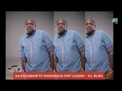 WAH'ZUP ZONE EP08 – AN ENCOMIUM TO INDIGENOUS RAP LEGEND – ILL BLISS