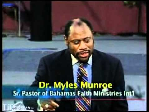 Kingdom Keys to Changing Your Course for Life - Session 2 _ by Myles Munroe