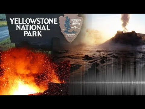 Yellowstone Volcano raised the threat level to HIGH