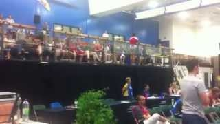 2013 Canada Summer Games Sherbrooke - Fencing Venue Crowd