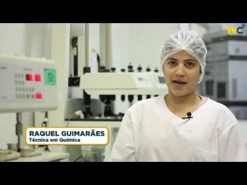 Vídeo Curso tecnico quimica