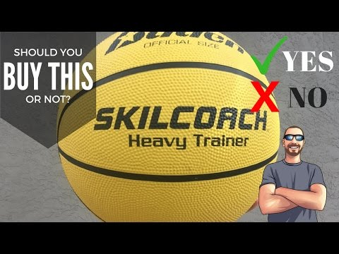 do-weighted-basketballs-work?-|-weighted-basketball-review