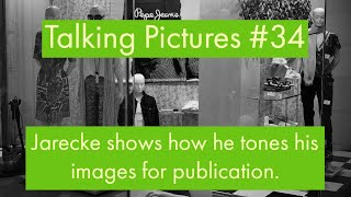 Talking Pictures #34  - Jarecke tones images from Madrid and Tangier for Curious Magazine