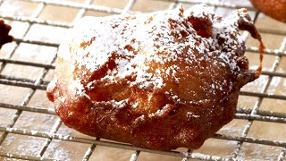Anna Olson Makes INCREDIBLE Apple Fritters!