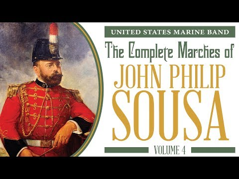"SOUSA The Free Lance (1906) - ""The President's Own"" United States Marine Band"