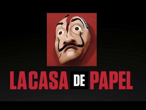 Raquel Y Sergio Juntos - Money Heist - La Casa De Papel Original Soundtrack