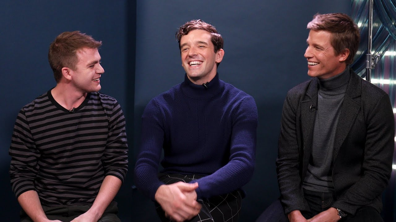 Download 2018 Broadway.com Fall Preview: Michael Urie, Jack DiFalco and Ward Horton on TORCH SONG