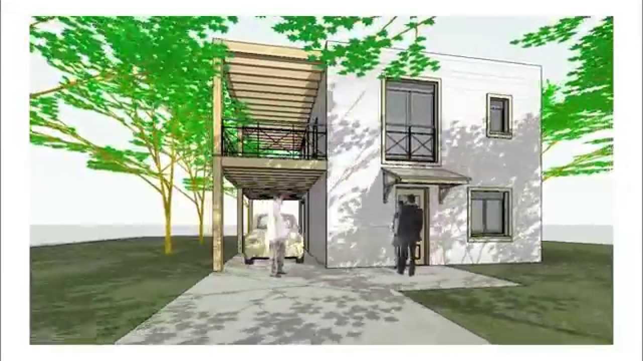 Maison bois toit terrasse logicobois de maison bois extension de maison bois destin extension for Cree ta maison virtuel