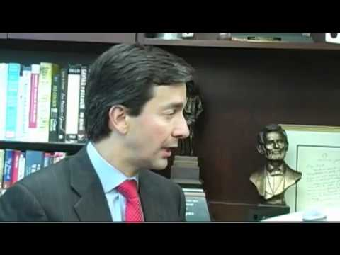 The Americano Interviews Luis Fortuño, Governor of Puerto Rico Part 1