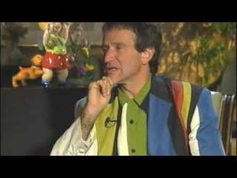Robin Williams Interview with JC 1992 Toys