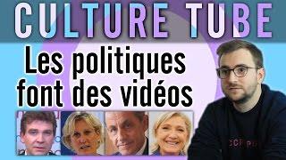 Culture Tube - Les politiques font des vidéos thumbnail
