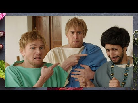Duim eraf laten hakken | Welkom bij de Romeinen