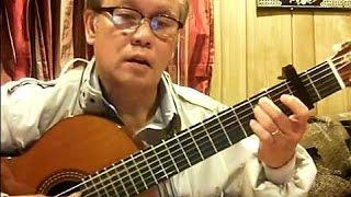 Giọt Lệ Sầu (Lam Phương) - Guitar Cover by Hoàng Bảo Tuấn