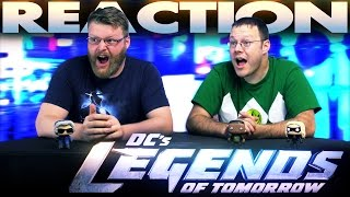 Legends of Tomorrow Season 2 Comic-Con First Look REACTION!!