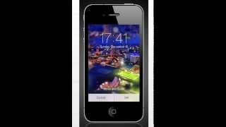 Instagram parallax iOS7 wallpapers on your iPhone
