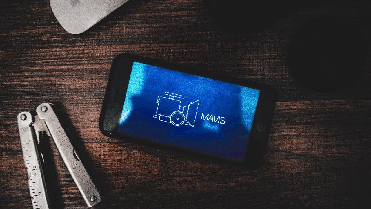 Mavis Pro Camera App Tutorial Overview Youtube