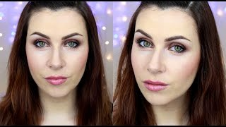First Impressions Full Face Makeup Tutorial ft; Zoeva, Youngblood & NYX Cosmetics.