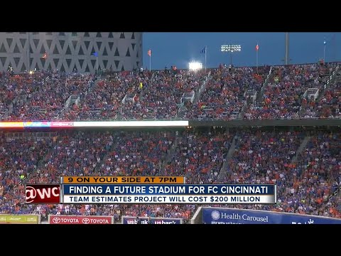 Finding a future stadium for FC Cincinnati