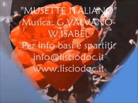 MUSETTE ITALIANO - FISARMONICA - ACCORDEON - Un dolcissimo Musette!