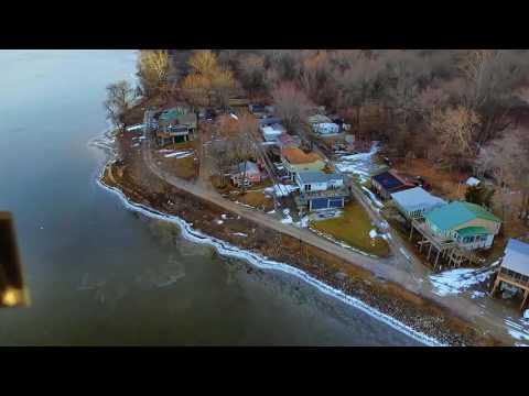 Port Louisa/Lake Odessa Mississippi River(Iowa side)