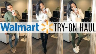 WALMART TRY ON HAUL 2018 | WALMART FINDS & HOW TO STYLE THEM | XoJuliana